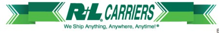 R&L Carriers Tracking for Trucking, Freight Online