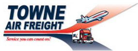 Towne Air Freight Tracking Solution